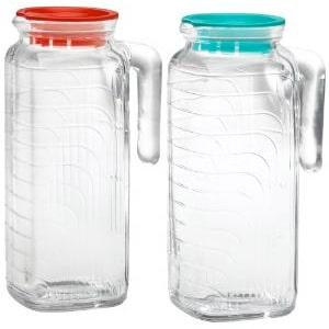 glass pitchers
