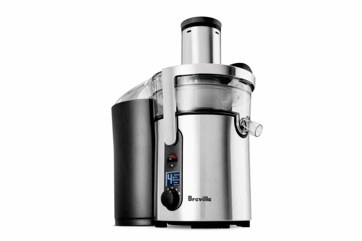 The Multi-Speed Juice Fountain (Breville BJE510XL) Review | Juicing Journal