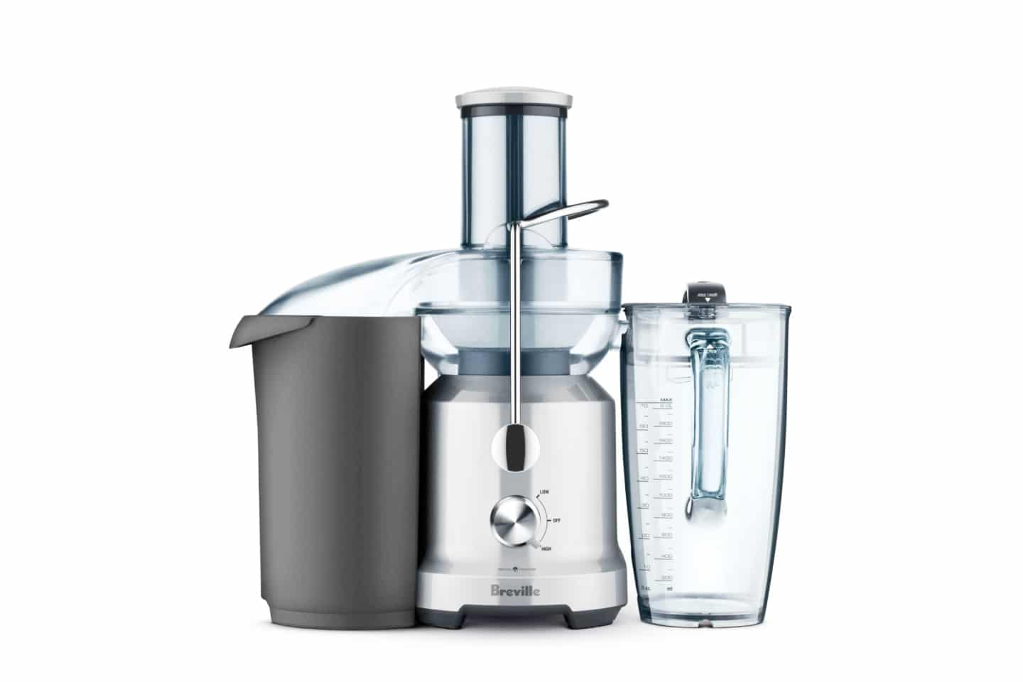 The Juice Fountain Cold (Breville BJE430SIL) Review   Juicing Journal