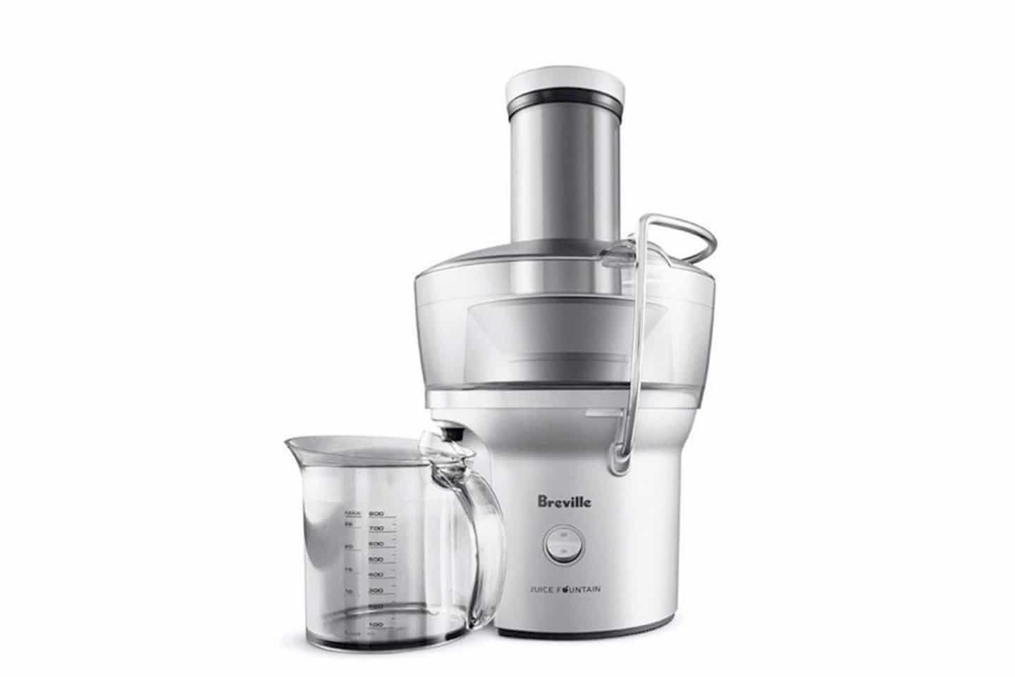 The Juice Fountain Compact (Breville BJE200XL Review) | Juicing Journal