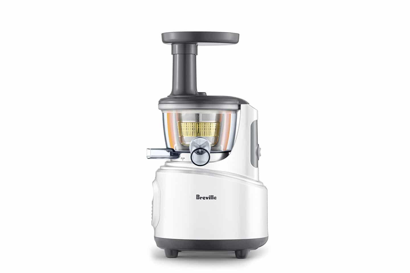 The Juice Fountain Crush   Breville BJS600XL Review • Juicing Journal