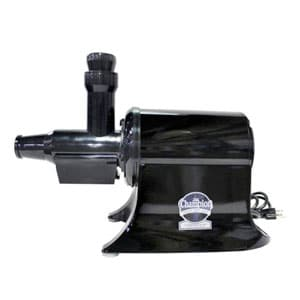 Champion Classic 2000 Commercial Juicer (G5-PG-710, Black