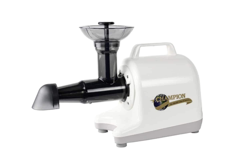 Champion Elite 4000 Household Masticating Juicer Review | Juicing Journal