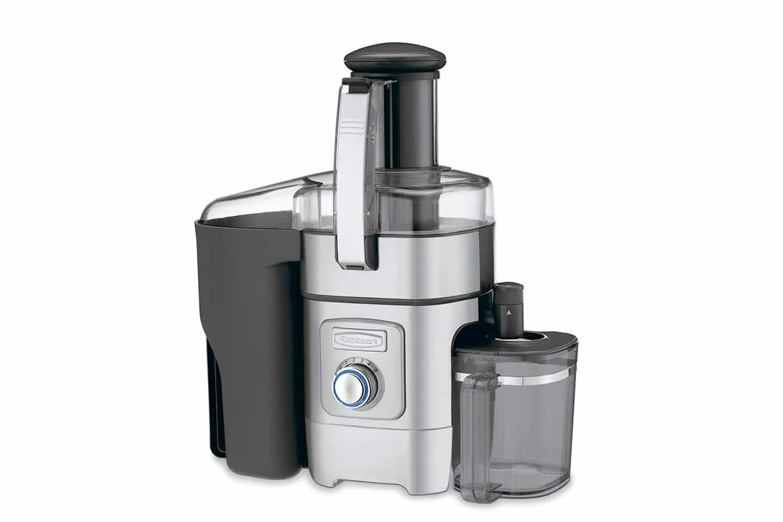Cuisinart CJE 1000 5-Speed Juice Extractor Review | Juicing Journal