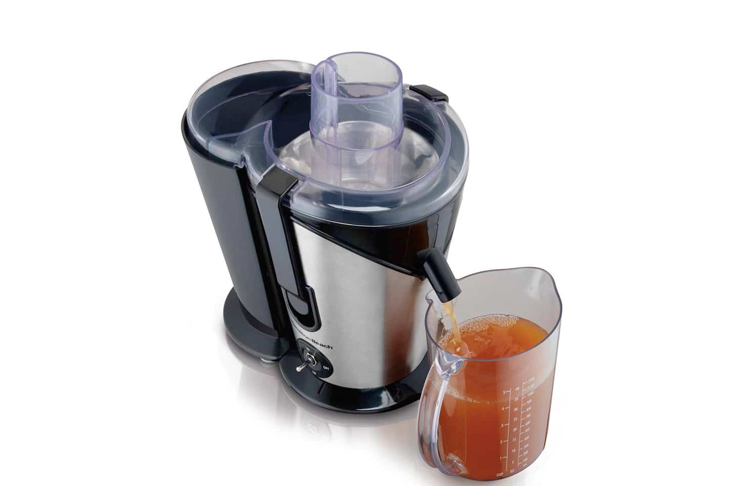 Hamilton Beach Big Mouth Plus 67750 Juice Extractor Review   Juicing Journal