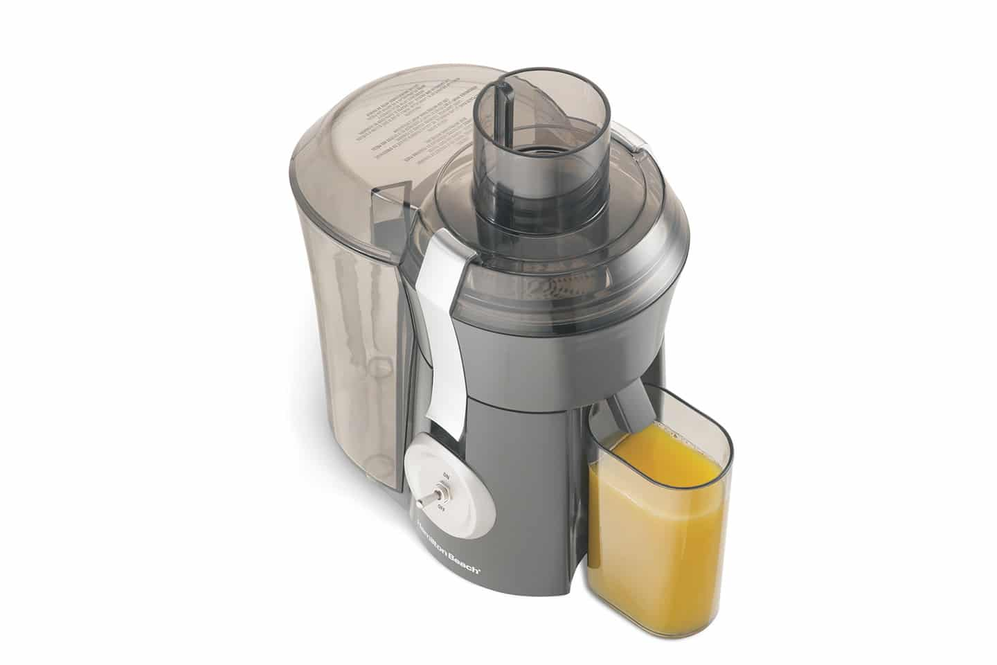 Hamilton Beach Big Mouth Pro Juice Extractor Review | Juicing Journal