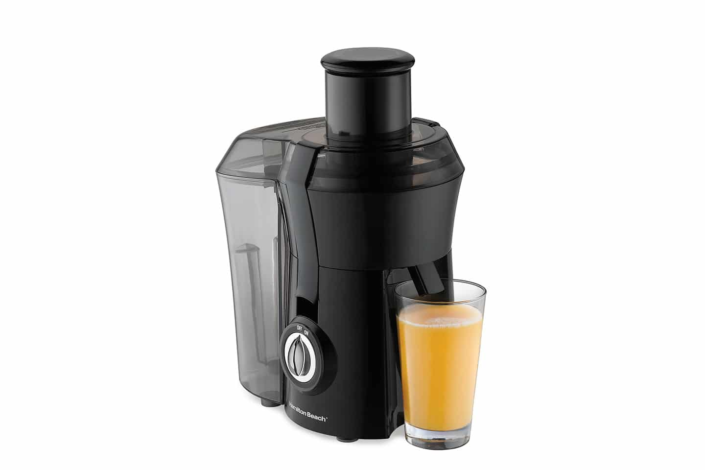 Hamilton Beach Big Mouth Juice Extractor Review | Juicing Journal