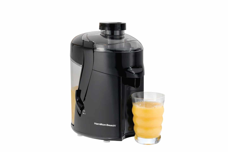 Hamilton Beach HealthSmart Juice Extractor Review   Juicing Journal