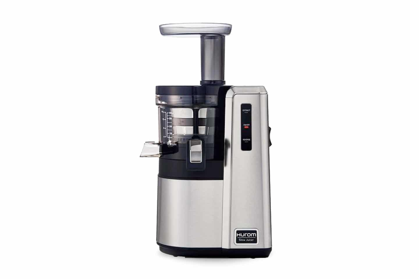 Hurom HZ Slow Juicer Review | Juicing Journal