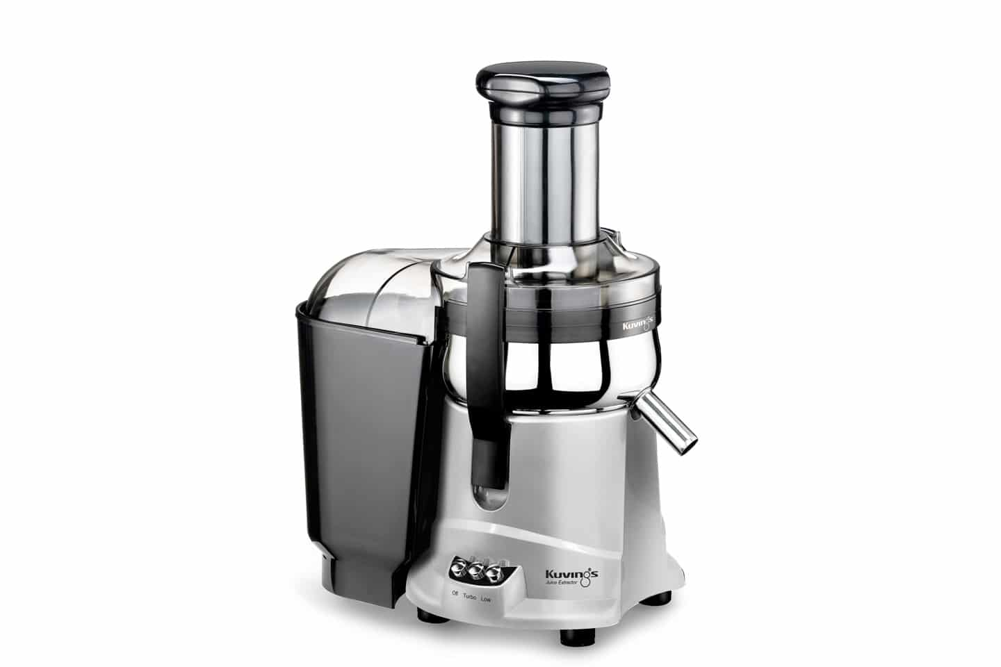 Kuvings NJ Series Centrifugal Juicer Review | Juicing Journal