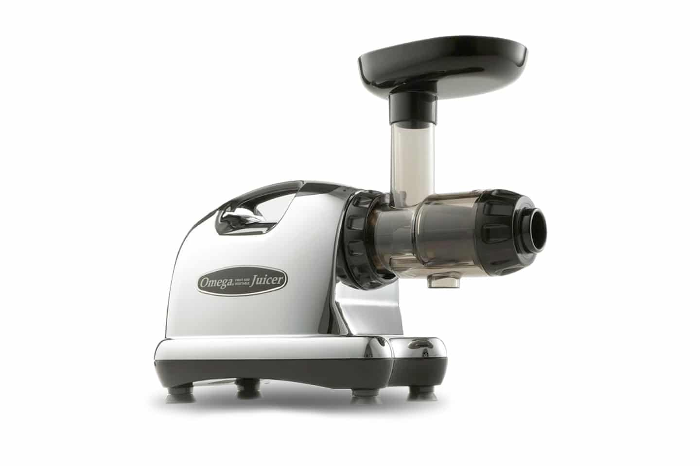 Omega 8006 Classic Juicer & Nutrition Center Review | HeartyBlends.co