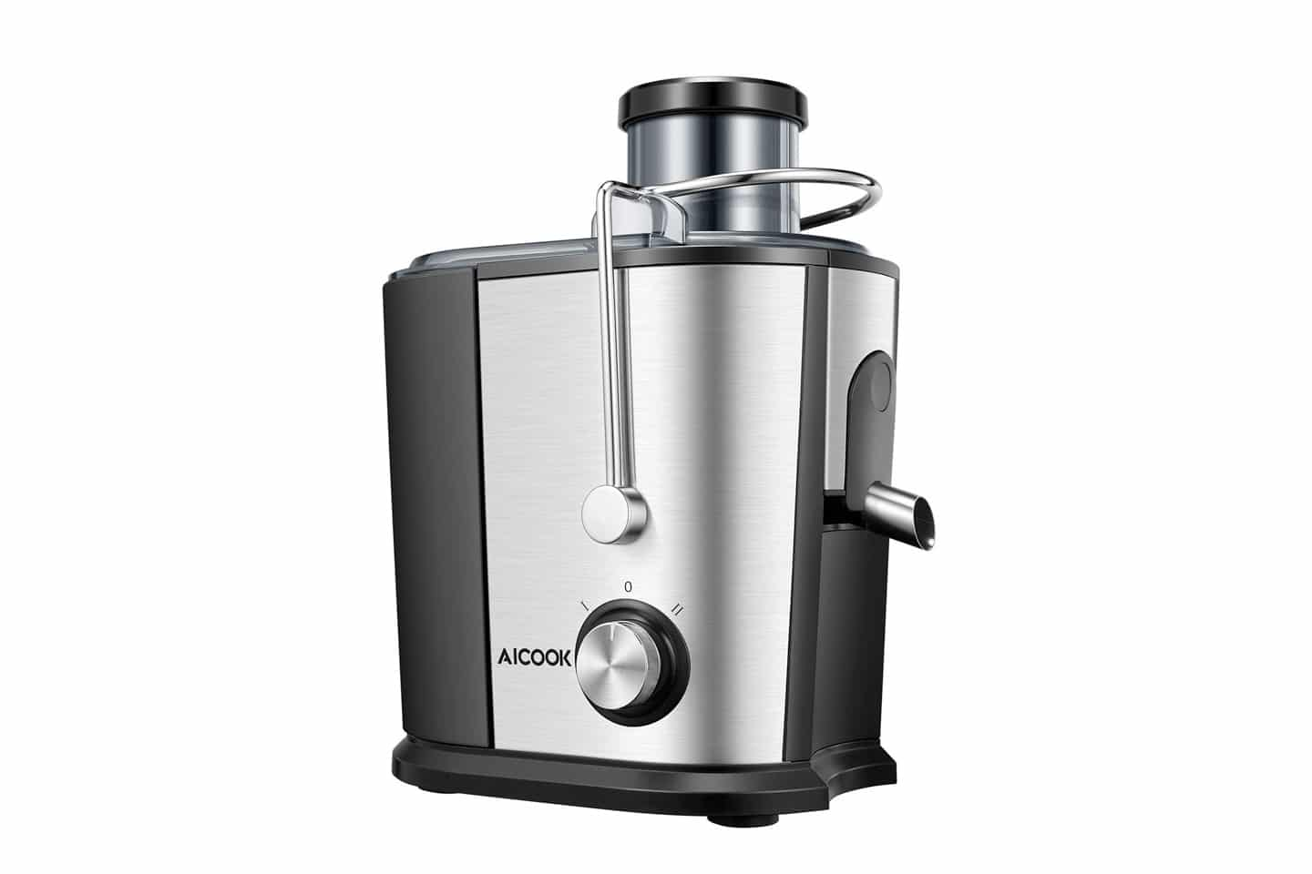 AICOK GS-336 Wide Mouth Centrifugal Juicer Review | Juicing Journal