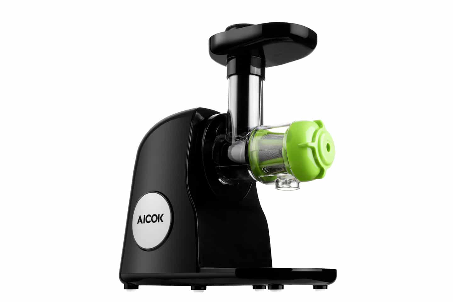 AICOK AMR-521 Masticating Juicer Review | Juicing Journal