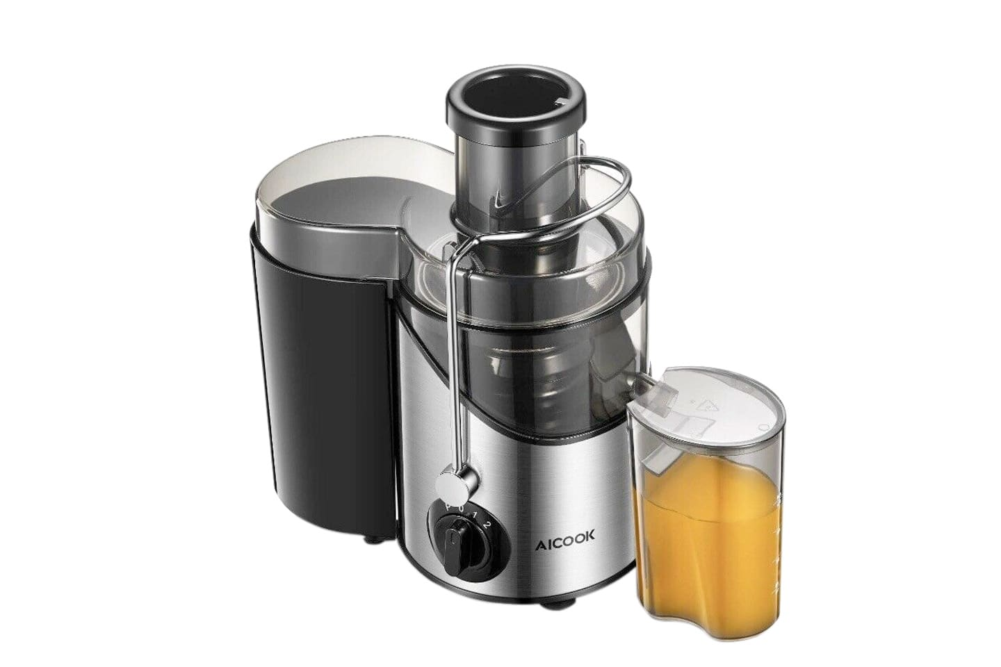AICOK AMR516-1 400W Wide Mouth Centrifugal Juicer Review | Juicing Journal
