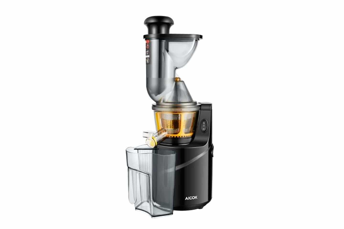 AICOK SD60K Wide Mouth Vertical Slow Juicer Review | Juicing Journal