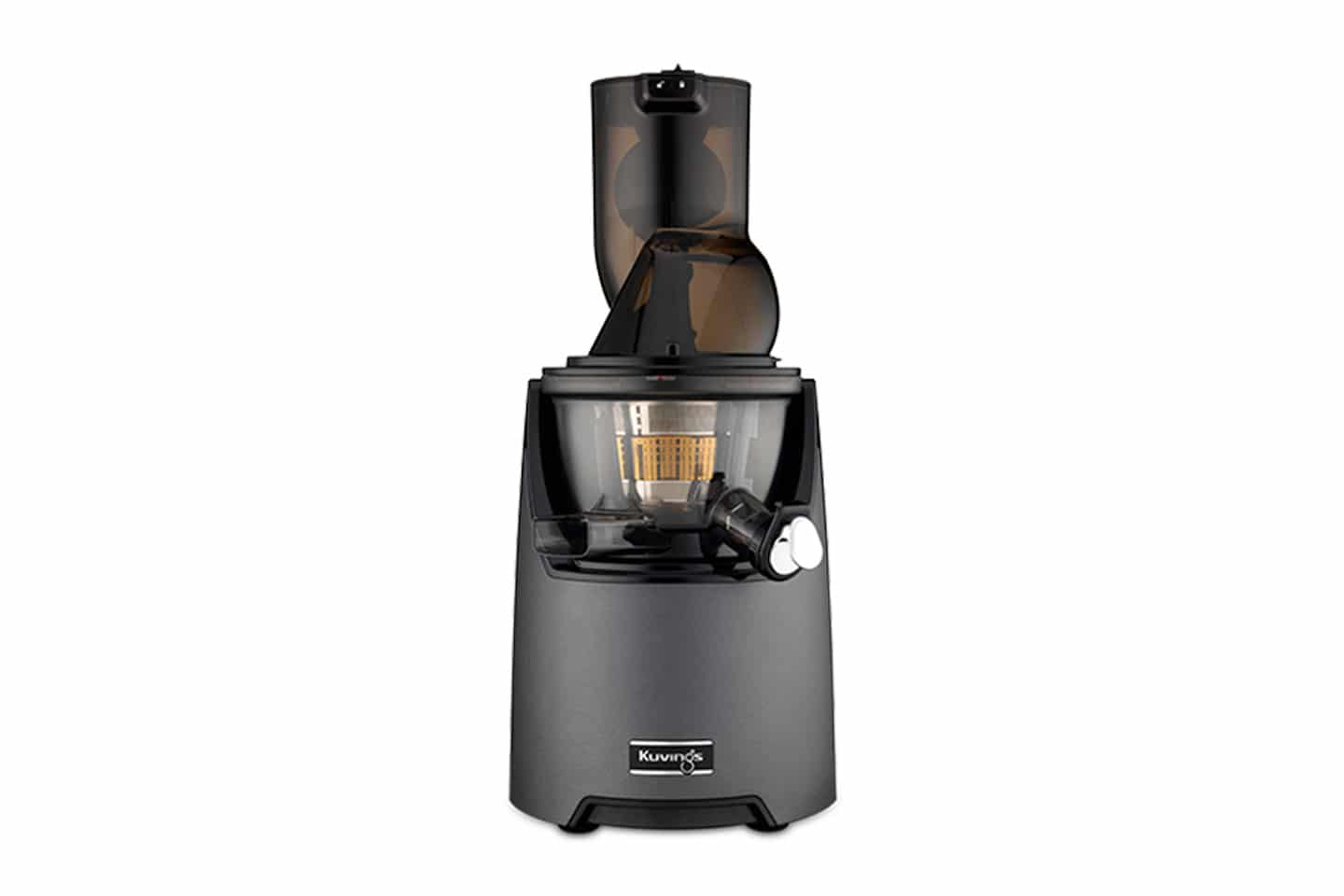 Kuvings Evolution Cold Press Juicer EVO820 Review | Juicing Journal