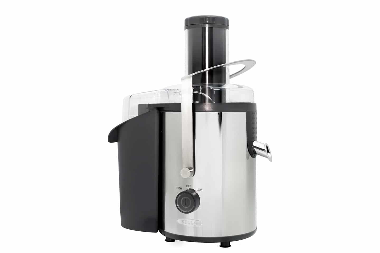 Bella High Power Juice Extractor Review   Juicing Journal