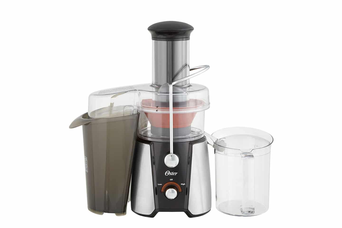 Oster JusSimple 2-Speed Extra-Wide Feed Chute Juice Extractor Review | Juicing Journal