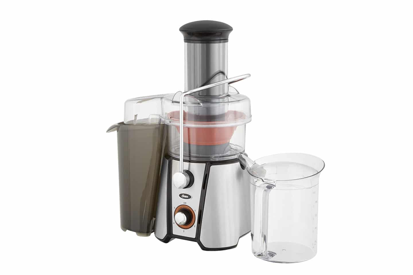 Oster JusSimple 5-Speed Extra-Wide Feed Chute Juice Extractor Review   Juicing Journal
