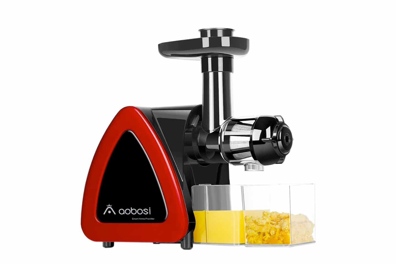 Aobosi Masticating Juicer Review | Juicing Journal