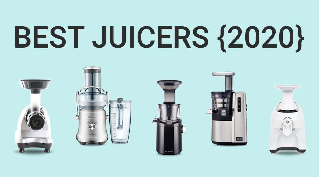 Best Juicer Reviews: 10 Top Rated Juice Extractors [2020] | Juicing Journal