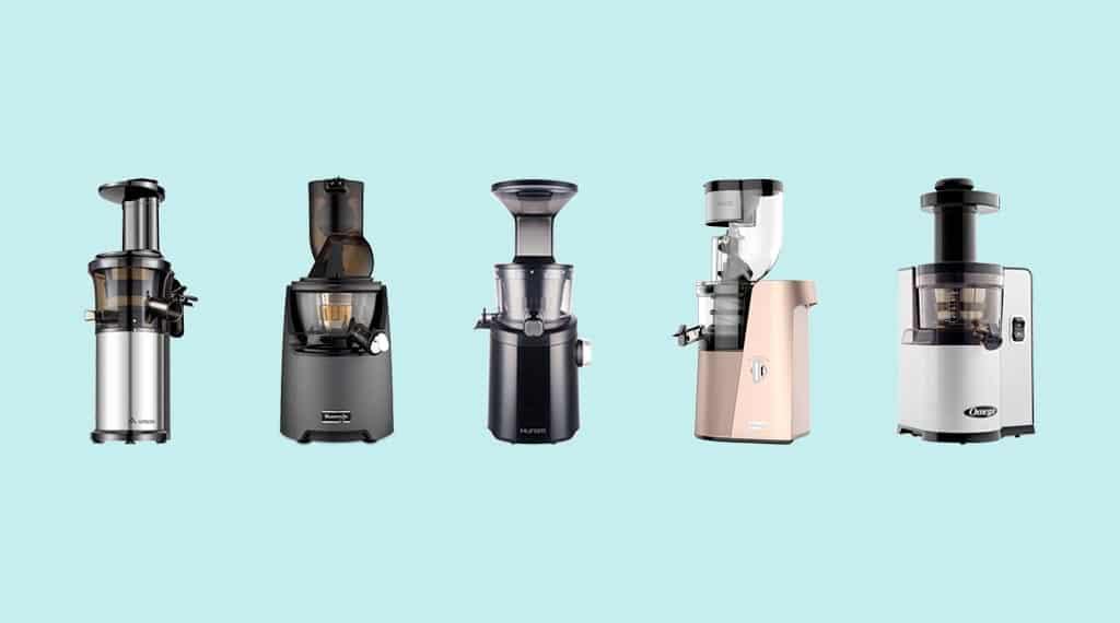 7 Best Cold Press Juicers: Top Slow Juice Extractors [2020]