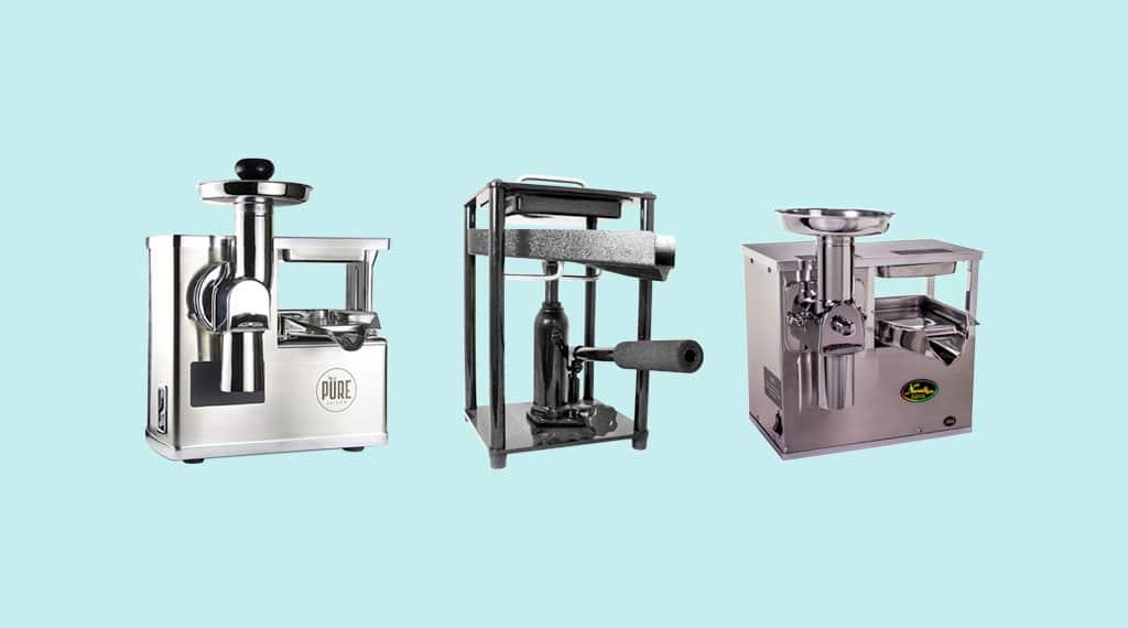 best hydraulic juice press 2020