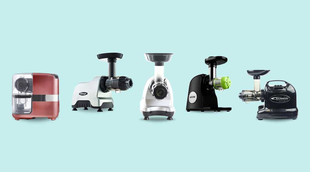 The Best Masticating Juicers of 2021