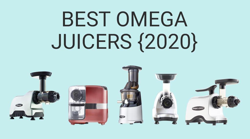 Best Omega Juicers: Top 5 Omega Masticating Juice Extractors [2020] « Juicing Journal