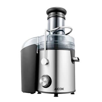 AICOK GS-332 Extra Wide Mouth 1000W Centrifugal Juicer