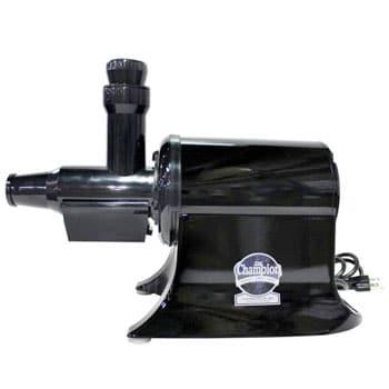 Champion Juicer 2000, Black