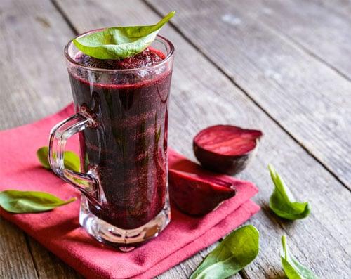 beetroot cucumber juice