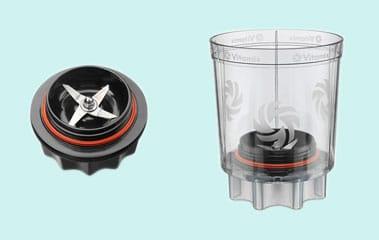 Vitamix Blending Cup vs Personal Cup