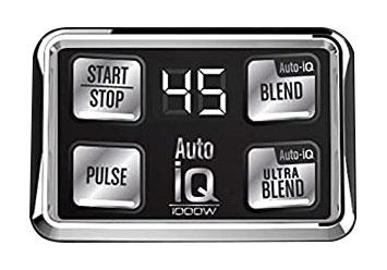 Nutri Ninja Auto IQ Control Panel