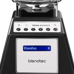Blendtec Total Blender Controls