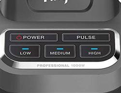 Ninja BL610 Control Panel