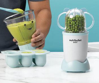 baby bullet food maker system