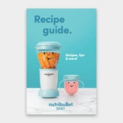 Nutribullet Baby recipe guide