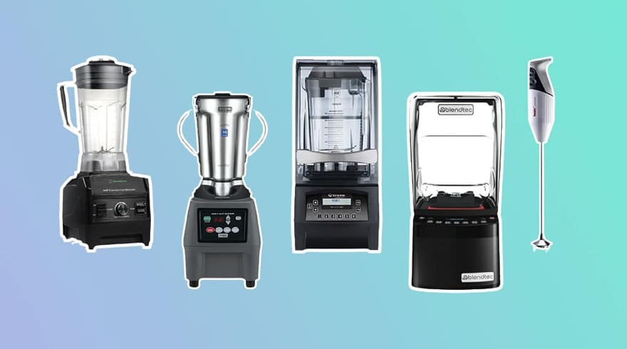 The Best Commercial Blenders of 2021
