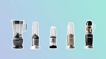 The Best Nutribullet Blenders