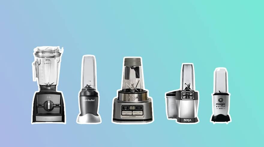 The Best Smoothie Blenders of 2021