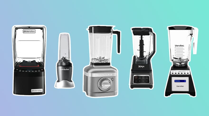 the best blenders for frozen drinks and crushing ice of 2021