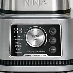 ninja foodi ss351 controls