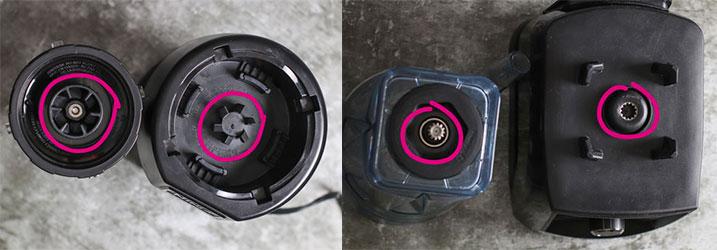 ninja plastic gears vs vitamix metal gears