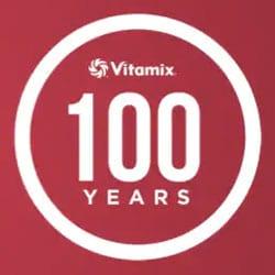 vitamix 100 years logo