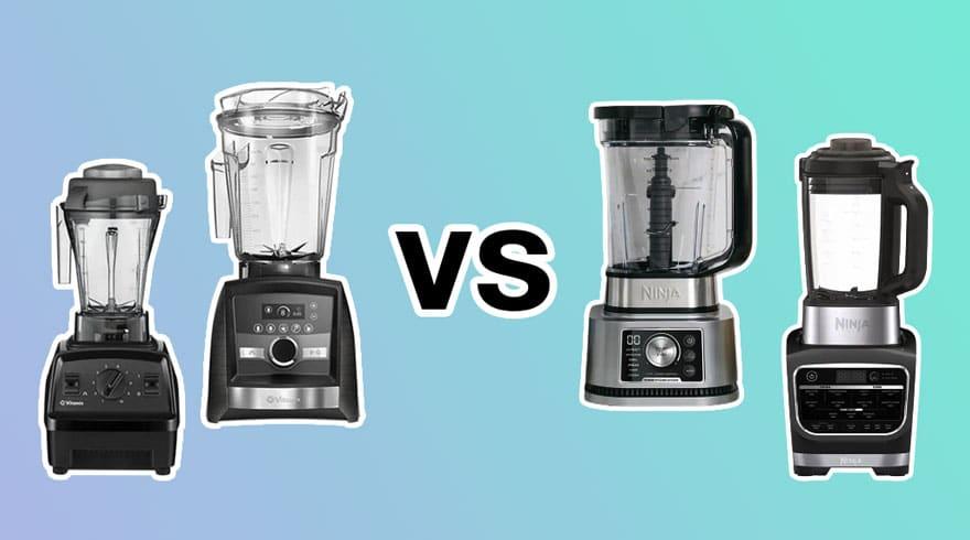 Ninja vs Vitamix Comparison